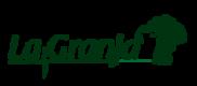 La granja cachorros Logo